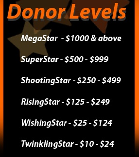 Donor Levels