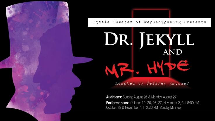 Dr. Jekyll & Mr. Hyde - black