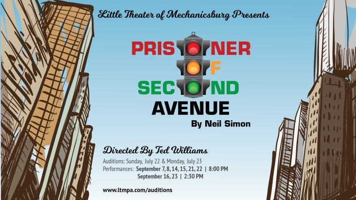 Prisoner of Second Avenue - full